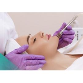 Tratamientos Faciales · Microdermoabrasión con Puntas de Diamante